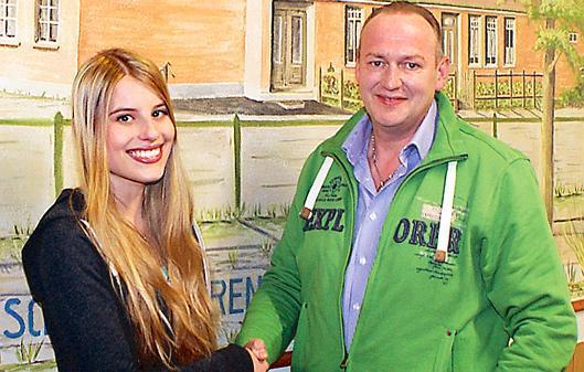 Freuen sich auf viele Kursteilnehmer: Melanie Schwantje und Bernhard Norenbrock