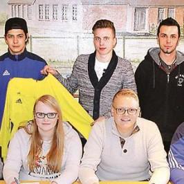 Sportlicher Nachwuchs für Friesoyther Stadtteilverein